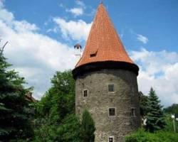 Pension ve vezi (Pension in the tower)
