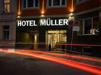 Photo of Hotel Muller Munich