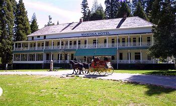 Wawona Hotel Yosemite National Park