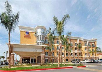 Comfort Suites Ontario Airport