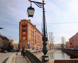 Photo of Demidov Most St. Petersburg