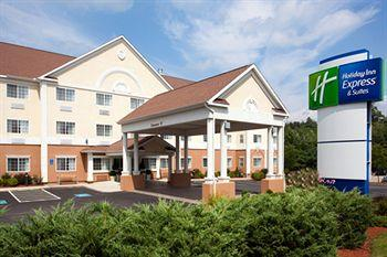 ‪Holiday Inn Express Hotel & Suites Boston-Marlboro‬