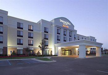 SpringHill Suites Lexington near the Unive
