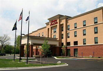 ‪Hampton Inn & Suites Detroit/Chesterfield Township‬