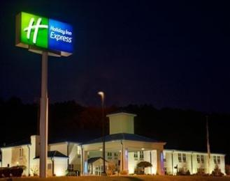 ‪Holiday Inn Express Hurricane Mills (Waverly)‬