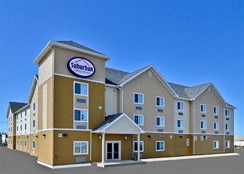 Suburban Extended Stay Hotel Thompson