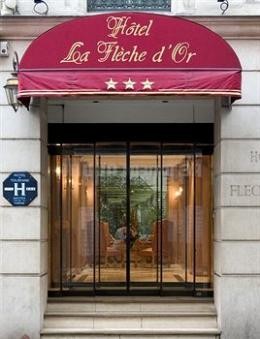 Photo of Hotel Fleche D'Or Paris