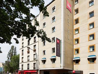 Ibis Paris Jemmapes 10eme