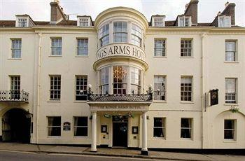 Best Western Kings Arms Hotel Dorchester