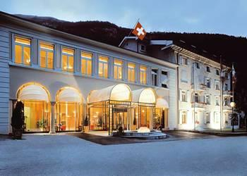 Photo of Lindner Hotels Alpentherme Leukerbad