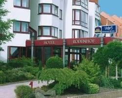 BEST WESTERN Victor's Residenz-Hotel Rodenhof