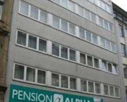 Pension Alpha