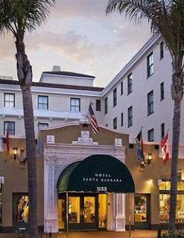 Photo of Hotel Santa Barbara