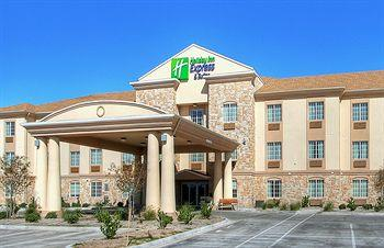 ‪Holiday Inn Express Hotel & Suites Pecos‬