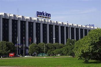 Park Inn Pulkovskaya, St. Petersburg