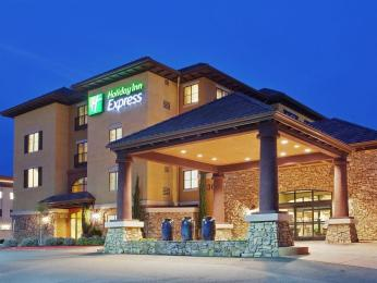 ‪Holiday Inn Express El Dorado Hills Hotel‬