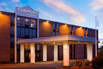‪Four Points by Sheraton Manchester Airport‬