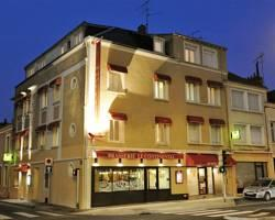 Photo of Hotel Le Continental Logis Chateauroux