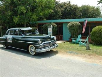 Nostalgic 1950's Panama City Beach Bed and Breakfast