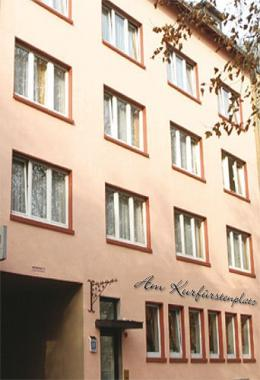 Photo of Hotel Am Kurfuerstenplatz Frankfurt