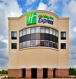 ‪Holiday Inn Express Waterloo‬
