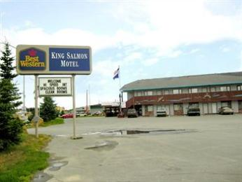 ‪BEST WESTERN King Salmon Motel‬