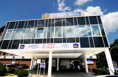 BEST WESTERN PLUS Crown Hotel