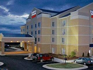 ‪Fairfield Inn & Suites South Hill‬