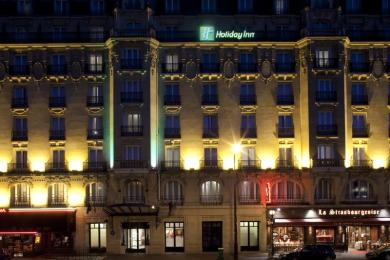 Holiday Inn Paris-Gare de L'Est