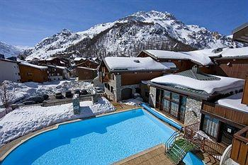 Pierre & Vacances Residence Les Chalets de Solaise