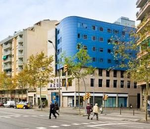 Photo of Hotel Azul Barcelona