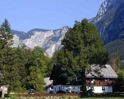 Hotel/Pension Stare at the Bohinj Lake