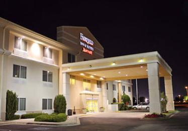 Fairfield Inn Odessa