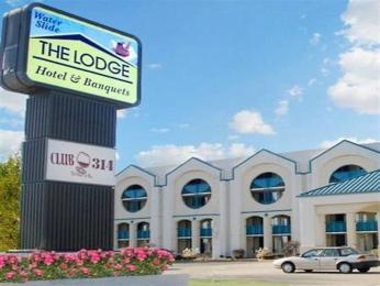 ‪The Lodge Hotel & Banquets St. Louis Airport‬