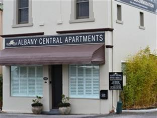 ‪Albany Central Apartments‬