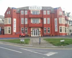 Photo of The Royal Hotel Blackpool