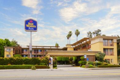 ‪BEST WESTERN PLUS Eagle Rock Inn‬