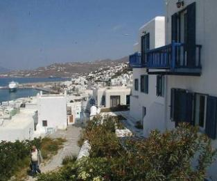 Photo of Hotel Les Moulins Mykonos Town