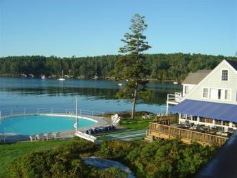 Photo of Linekin Bay Resort Boothbay Harbor