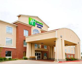 ‪Holiday Inn Express Hotel & Suites Shamrock North‬