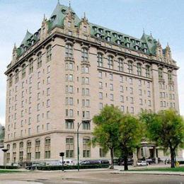 Photo of Fort Garry Hotel Winnipeg