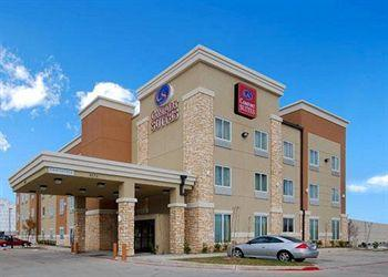 ‪Comfort Suites West Dallas‬