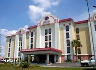 Comfort Suites University
