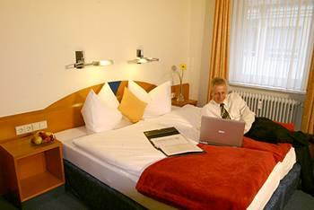 ‪City Hotel Freiburg‬