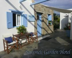 Hotel Sourmeli Garden