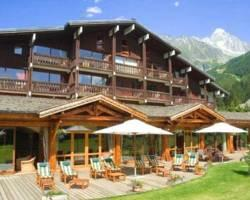 Photo of Hotel Les Grands Montets Chamonix