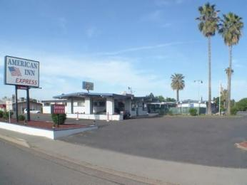 Photo of American Inn Express  Red Bluff
