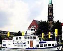Hotelschiff Perle