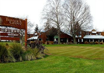 Photo of Tussock Grove Boutique Hotel Ohakune