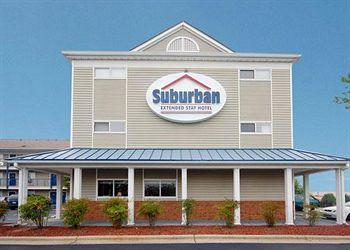 Suburban Extended Stay Hotel of Greensboro - W. Wendover